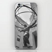 Atlas iPhone & iPod Skin