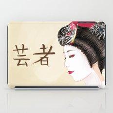 Geisha - Painting iPad Case