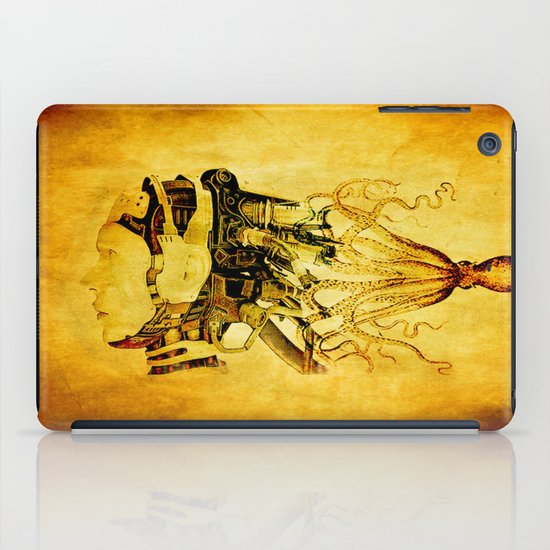 Taken by the octopus iPad Case
