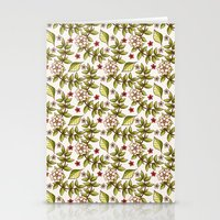 Floral Dream Stationery Cards