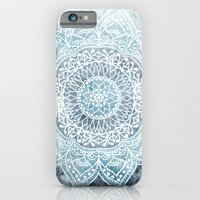DEEP BLUE MANDALA iPhone 6 Slim Case
