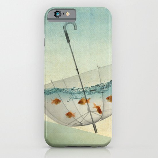 precarious position iPhone & iPod Case