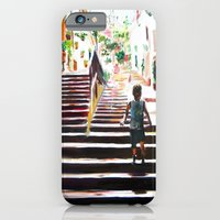 iPhone & iPod Case featuring Stairs by Claire Filz