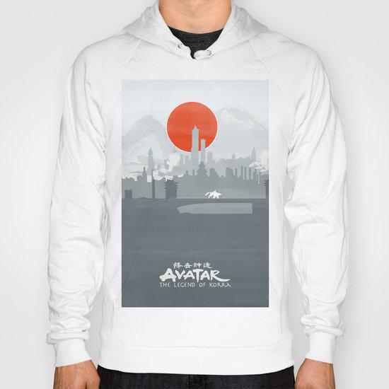 Avatar The Legend of Korra Poster Hoody