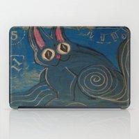 Wave Kitty iPad Case