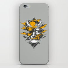 Devil Beside You iPhone & iPod Skin