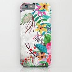 Flowers bouquet #11 Slim Case iPhone 6s