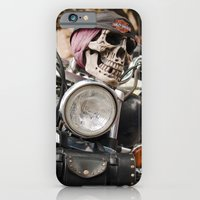 Happy rider  iPhone 6 Slim Case