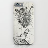 iPhone Cases featuring Scarecrow by Zina Nedelcheva