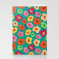 BP 13 Flowers Stationery Cards