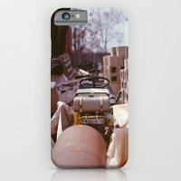 iPhone & iPod Case featuring Diamond in The Rough by Chris Carley