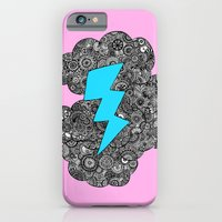 iPhone & iPod Case featuring Super Storm by lush tart
