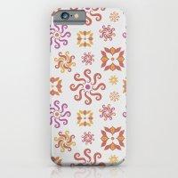 Spiced Swirls iPhone 6 Slim Case
