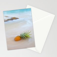 Island Style Pineapple  Stationery Cards