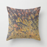 FLEW / PATTERN SERIES 008 Throw Pillow