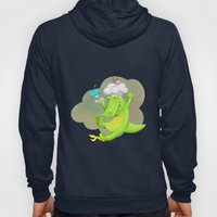Slippery Gator Hoody