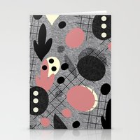 CONCRETE MEMPHIS II Stationery Cards