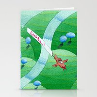 travel Stationery Cards