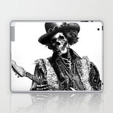 The Legend of Guitarist Laptop & iPad Skin