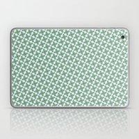Mint Leaf Pattern Laptop & iPad Skin