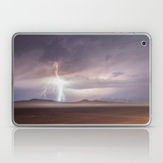Lightning Strike, Black Rock Desert, NV Laptop & iPad Skin