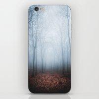 Blue Fog iPhone & iPod Skin