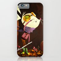 Autumn Mouse iPhone 6 Slim Case