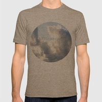 On Earth there is no Heaven ♥ Mens Fitted Tee Tri-Coffee SMALL