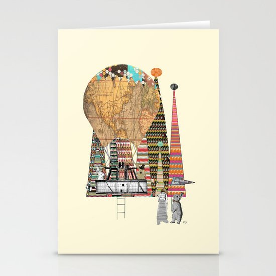 adventure days Stationery Card