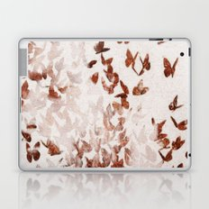Butterfly People 2 Laptop & iPad Skin