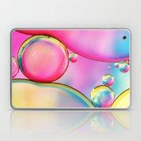 Rainbow and Oil Laptop & iPad Skin