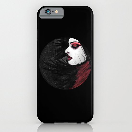 Sunk deep in the night iPhone & iPod Case
