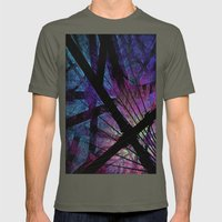 Oh, What A Tangled Web W… Mens Fitted Tee Lieutenant SMALL