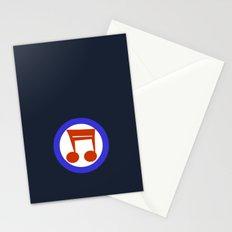 Music Mod Stationery Cards