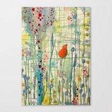 alpha Canvas Print