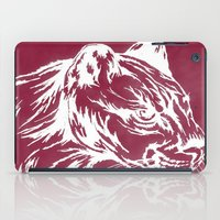 Red Cougar iPad Case