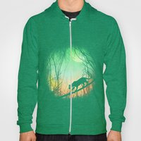 Through The Brush Hoody