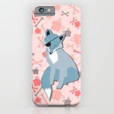 Silver Fox iPhone 6 Slim Case