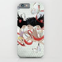 iPhone & iPod Case featuring Doll Sunkissed Bipolar Love  by Ruth Fitta Schulz