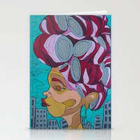 West Indian Women Be Lik… Stationery Cards