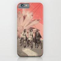 iPhone Cases featuring Les Femmes by Ceren Kilic