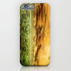 Sun beam iPhone 6 Slim Case