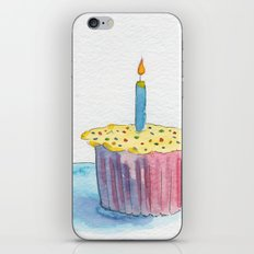 Happy Day iPhone & iPod Skin