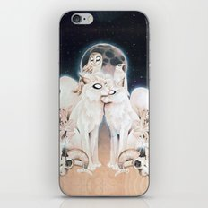 Just Us iPhone & iPod Skin