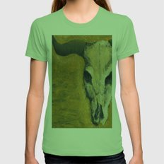 Dry. Womens Fitted Tee Grass SMALL