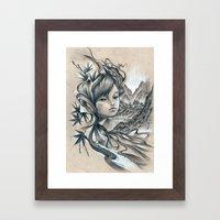 Nao-Ki Framed Art Print