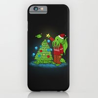 Cthulhu's Happy Holidays iPhone 6 Slim Case