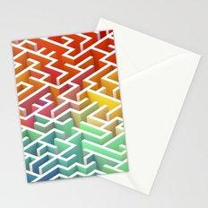 Labyrinth III Stationery Cards
