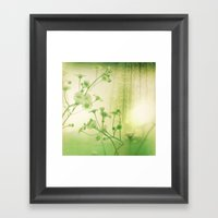 The Dance She Never Had Framed Art Print