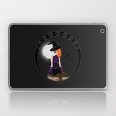 Witch - Vector Laptop & iPad Skin